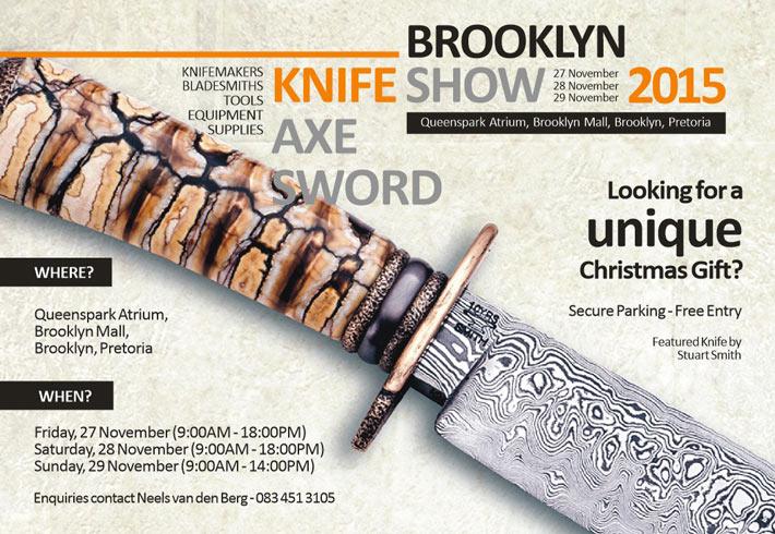 Brooklyn Knife Show 2015