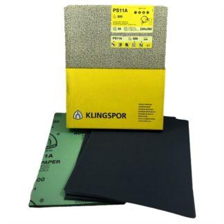 klingspor ps11 wet and dry sanding sheets