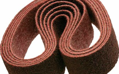 PFerd POLIVLIES Surface Conditioning Scotch brite Belts Coarse 1 Pferd Scotch Brite Belts - Surface Finishing  2