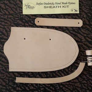 Leather Sheath Making Kit