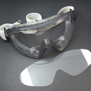 3M Safety Goggles & Covers