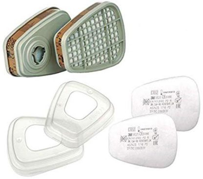 Filter Retainer Pre Filters 3M Respirator Masks, Filters & Accessories  13
