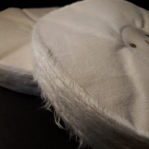 White Cotton BUFF/MOP Unstitched – Various