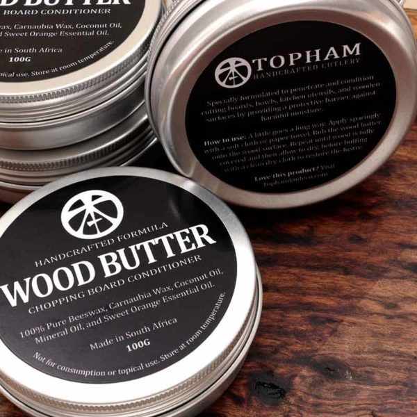 Topham Wood Butter with Beeswax