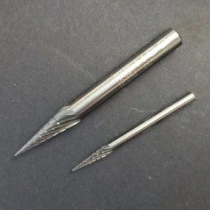 Pferd Tungsten Carbide Conical Burrs