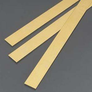 Brass Bolster Strips