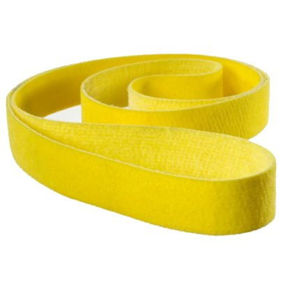 PN721 Yellow Polishing Felt Belts 1 Felt Polishing Belt  1
