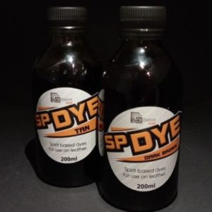 SP Dye for Leather