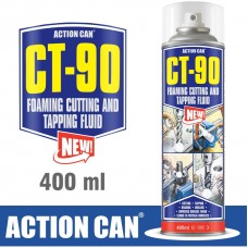 CT-90 CUTTING FLUID – HIGH CLING FOAMING – 400ml