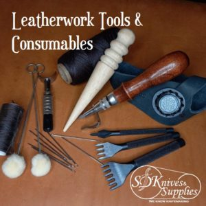 Leather Work Tools and Consumables